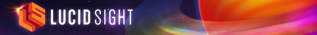Launch – 1080×120 – Lucid Sight
