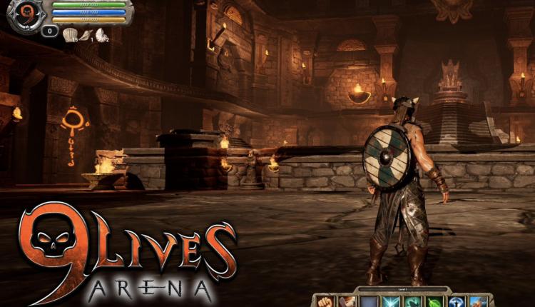 9 Lives Arena