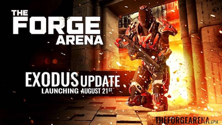 The Forge Arena announces 'strategic partnership' with WAX