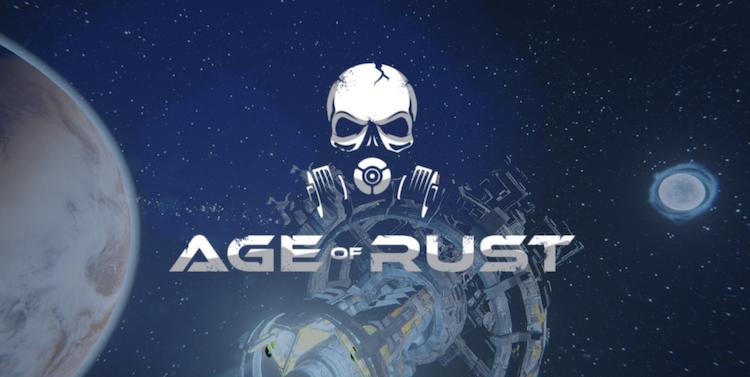 #QuedateEnCasa con Blockchain y conoce a Age of rust.