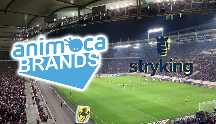 Animoca Brands acquires Football-Stars dev Stryking for up