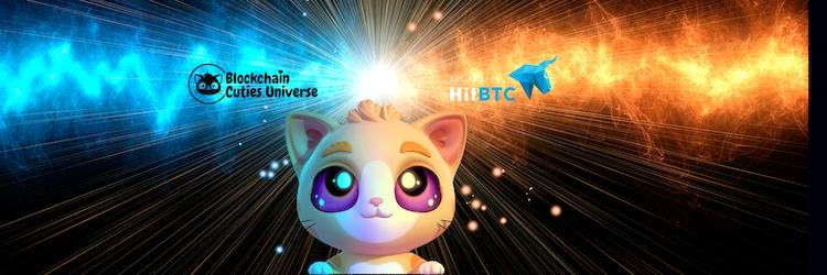 Blockchain Cuties Universe