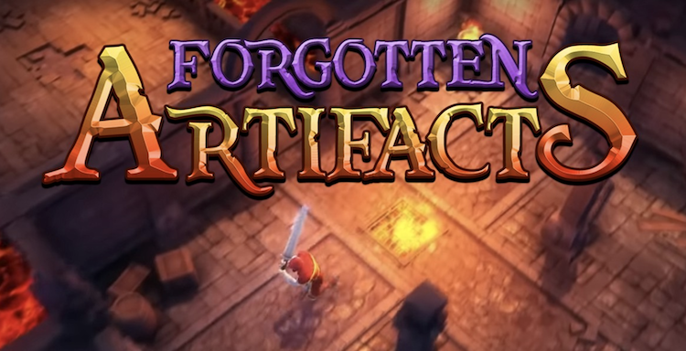 Forgotten Artefacts has launched on Enjin's mainnet
