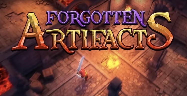 Forgotten Artefacts