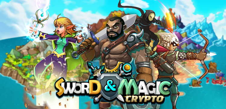 Sword & Magic Crypto