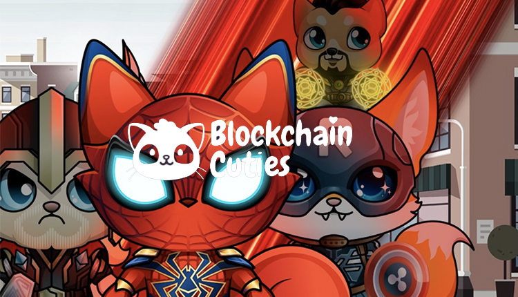 Blockchain Cuties