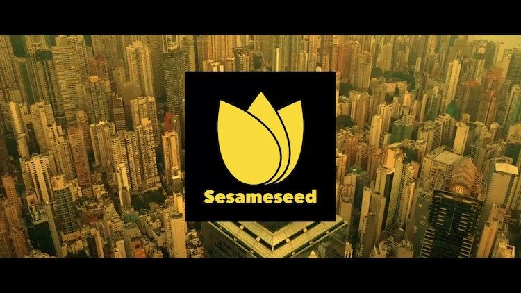 SesameSeed shows off its revamped website and SEED/TRX/ONT