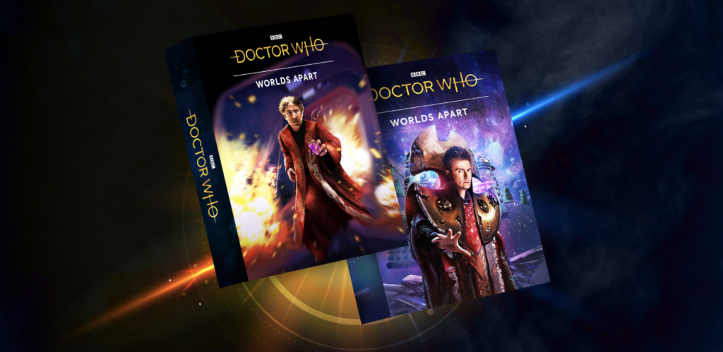 Doctor Who: World's Apart