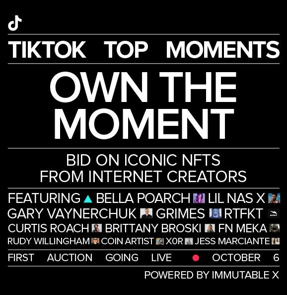 Tiktok top moments